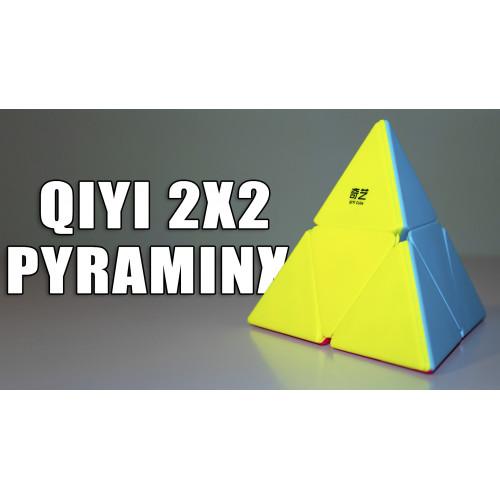 Pyraminx - QiYi Pyraminx 2x2x2 Bemutató