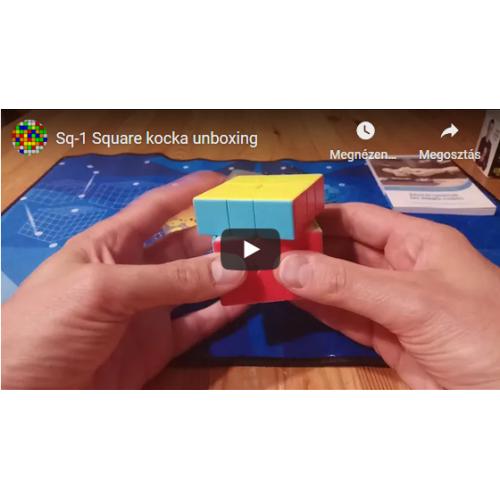 Square kocka Sq-1 Unboxing