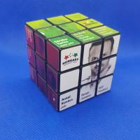 Szita nyomtatott Rubik kocka