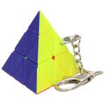 Rubik Kocka - Kulcstartó