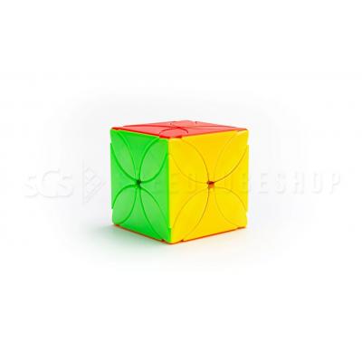 Moyu MeiLong 3x3x3 cube - Four Leaf Clover | Rubik kocka