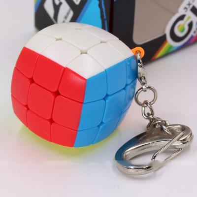 FanXin Buns keychain 3x3x3 cube (3.6cm)   Rubik kocka