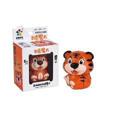 YuXin animal 2x2x2 puzzle - mini Tiger cube