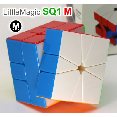 YuXin SQ1 magnetic cube - LittleMagic M