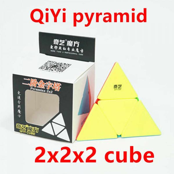 QiYi Pyraminx 2x2x2 cube   Rubik kocka