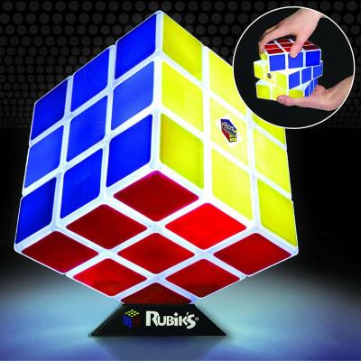 Rubik LED Lámpa