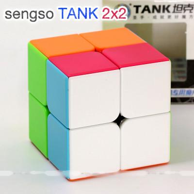 ShengShou TANK cube 2x2 | Rubik kocka