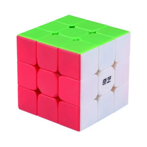 QiYi 3x3x3 cube - Warrior-S   Rubik kocka