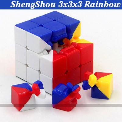 ShengShou 3x3x3 Cube - Rainbow | Rubik kocka