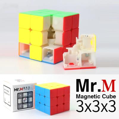 ShengShou 3x3x3 Magnetic cube - Mr.M | Rubik kocka