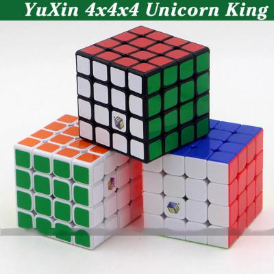 YuXin 4x4x4 cube - Unicorn King