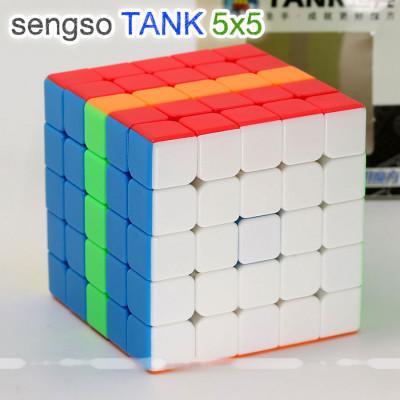 ShengShou TANK cube 5x5