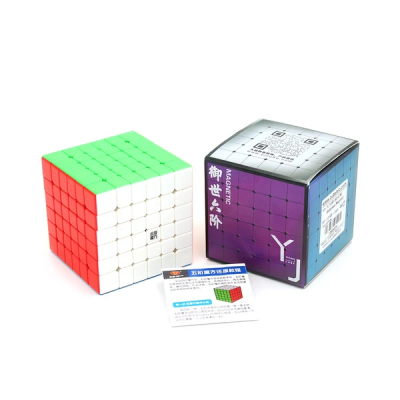 YoungJun 6x6x6 magnetic cube - YuShi M   Rubik kocka