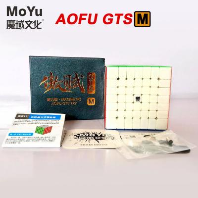 Moyu 7x7x7 magnetic cube - AoFu GTS M | Rubik kocka