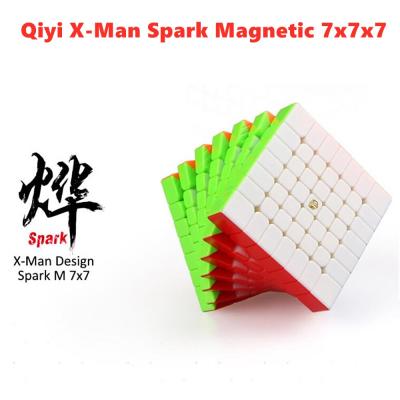 QiYi-Xman 7x7x7 magnetic cube - Spark M | Rubik kocka