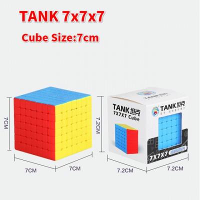 Sengso Tank 7x7x7 puzzle cube | Rubik kocka