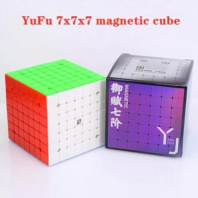 YoungJun 7x7x7 magnetic cube - YuFu M | Rubik kocka