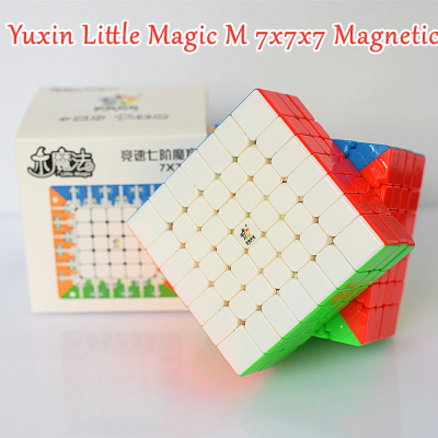 YuXin 7x7x7 magnetic cube - LittleMagic M