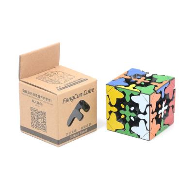 FangCun Rapid 3x3x3 mixup gear cube   Rubik kocka