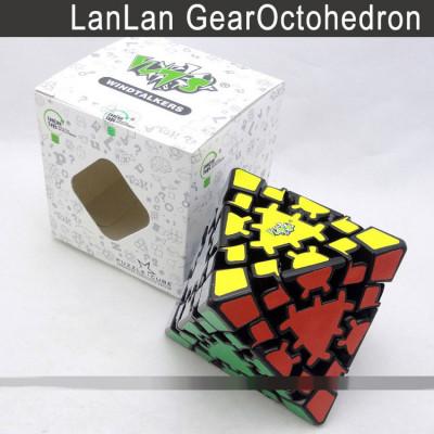 LanLan 3x3x3 Gear Octohedron cube   Rubik kocka