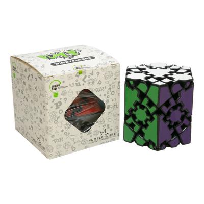 LanLan Gear Hexagonal Pillar cube   Rubik kocka
