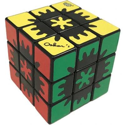 LanLan hidden inside the Gear 3x3x3 cube   Rubik kocka
