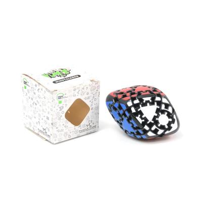 Lanlan Gear Curvy Skewb Rhombohedron Magic Cube Black   Rubik kocka