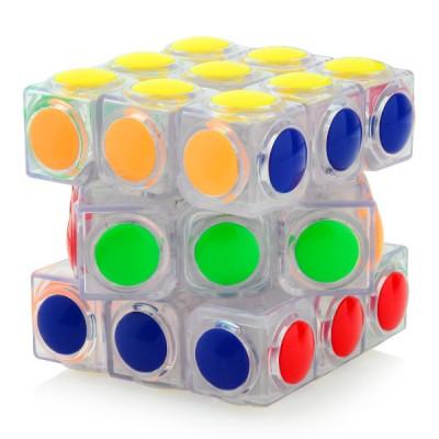 YongJun Tiles 3x3x3 cube - LingGan   Rubik kocka