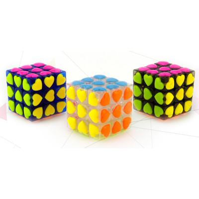 YongJun Tiles 3x3x3 cube - Love   Rubik kocka
