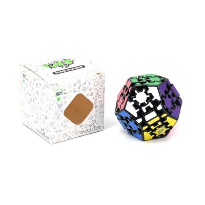 Lanlan 3x3x3 Gear Dodecahedron Megaminx cube   Rubik kocka