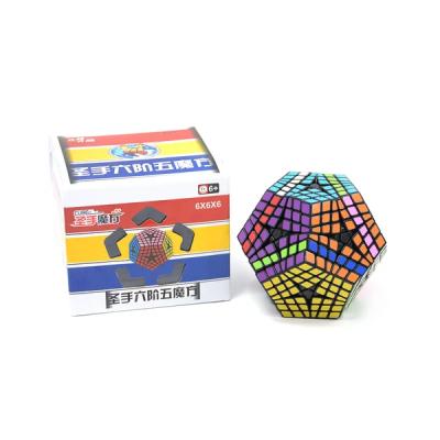 ShengShou megaminx cube - MegaMinx 6x6   Rubik kocka