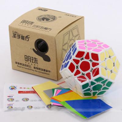 ShengShou Megaminx Cube - Pearl   Rubik kocka