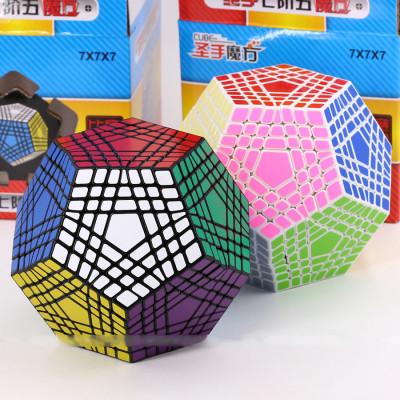 ShengShou megaminx cube - TeraMinx 7x7   Rubik kocka