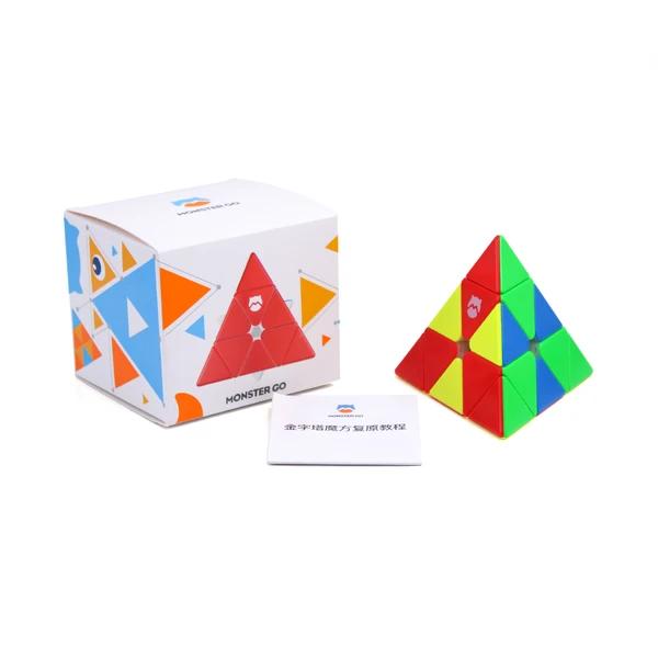 GAN Monster Go Pyraminx cube | Rubik kocka