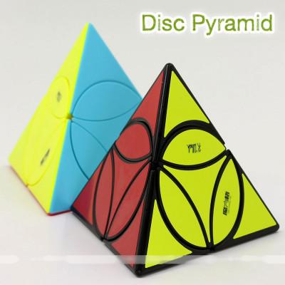 QiYi Coin Tetrahedron   Rubik kocka