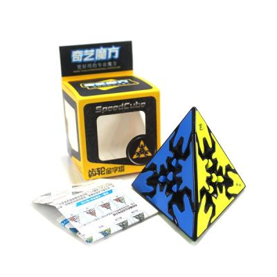 QiYi cube 4-Axle Gear Pyraminx   Rubik kocka