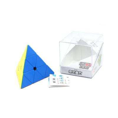 QiYi Magnetic cube Pyramid   Rubik kocka