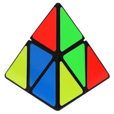 ShengShou 2x2x2 Pyramid puzzle cube   Rubik kocka