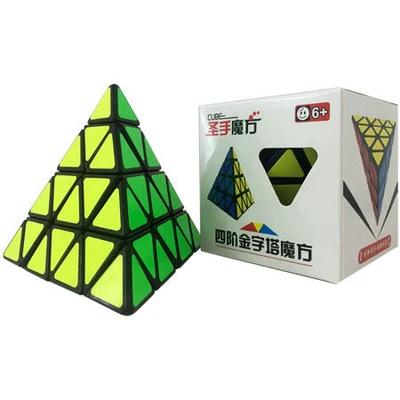 ShengShou 4x4 Pyramid cube 4-layer   Rubik kocka