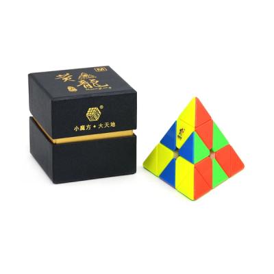 YuXin magnetic cube - Huanglong Pyraminx M
