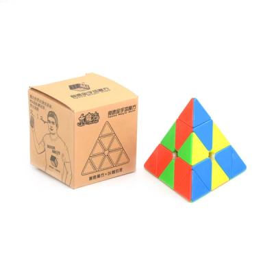 YuXin Pyraminx cube - LittleMagic