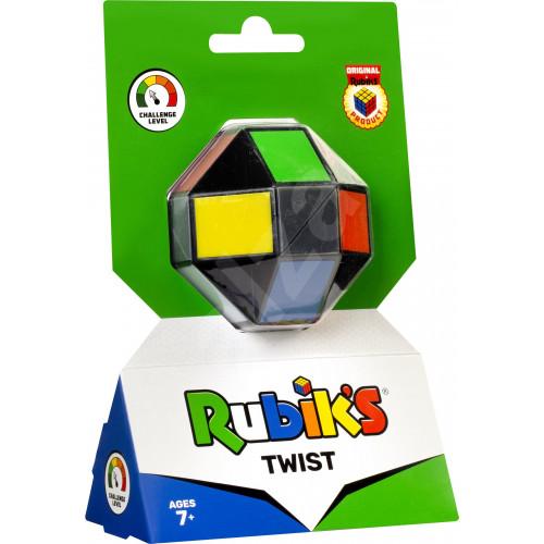 Rubik kocka kígyó Twist color