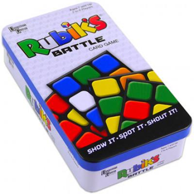 Rubik Battle kártyajáték