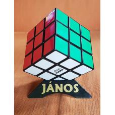 Rubik Kocka - Névre szoló kocka tartó
