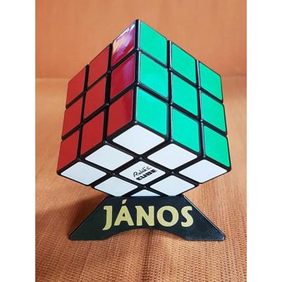 Rubik Kocka - Névre szoló kocka tartó | Rubik kocka