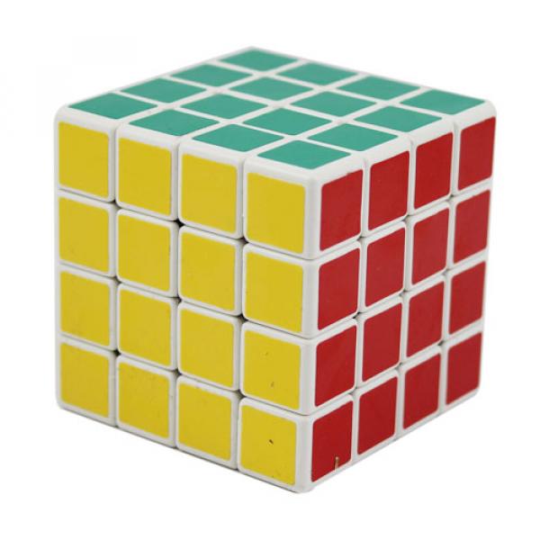 4x4x4 ShengShou fehér   Rubik kocka