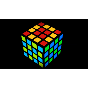 Prémium világítós matrica 4x4x4