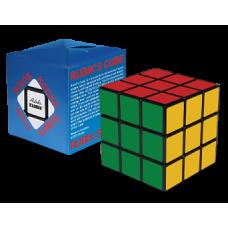 Rubik 3x3X3 verseny kocka kék dobozban   Rubik kocka