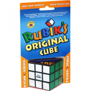 Rubik Bűvös kocka 3x3 original | Rubik kocka