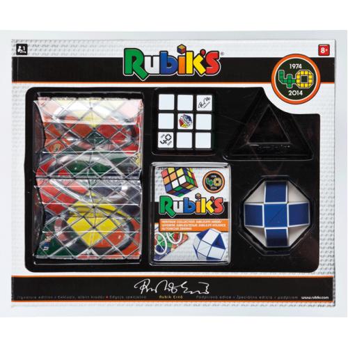 Rubik jubileumi készlet